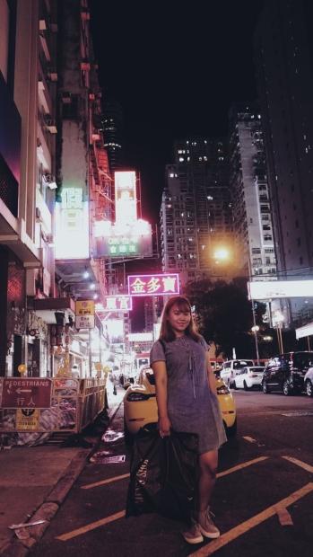 Street in Mongkok